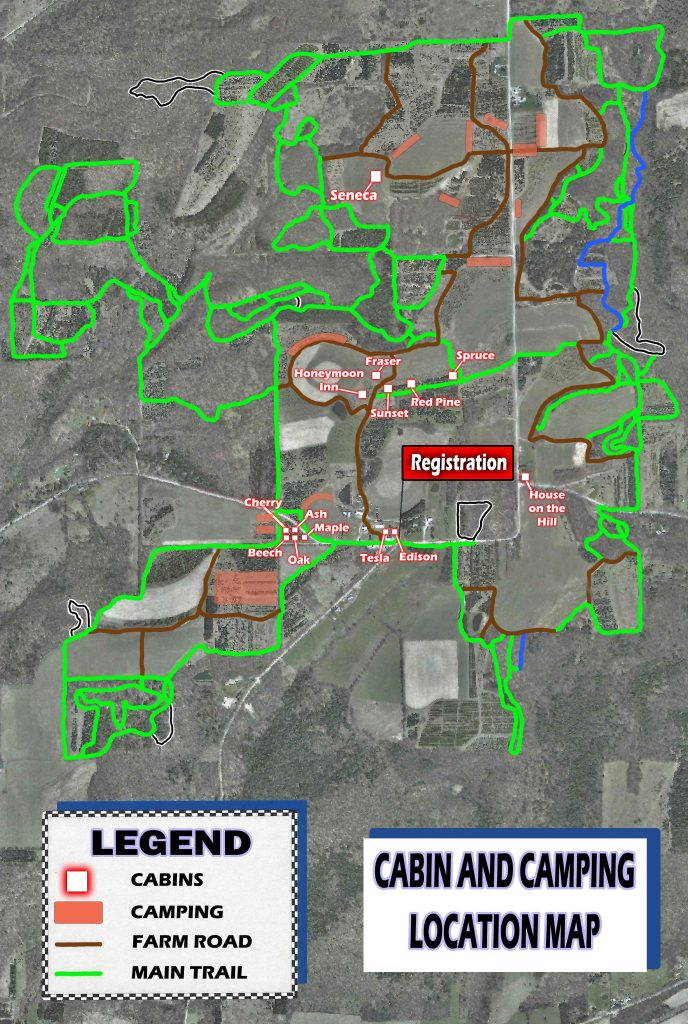 Cabin Rentals DO NOT include riding fees  sc 1 st  Tall Pines ATV Park & Reservation Instructions u2013 Tall Pines ATV Park